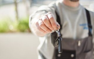 Person loaning their car do not know he is also loaning his insurance.