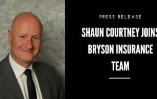 Shaun Courtney joins Bryson