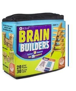 brain builders KEVA