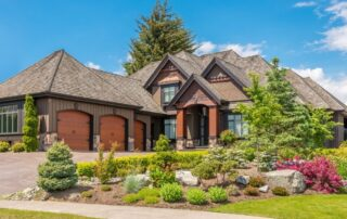 high value custom home in ontario properly insured