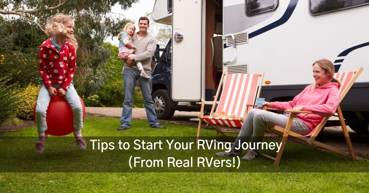 Family RVing in Ontario