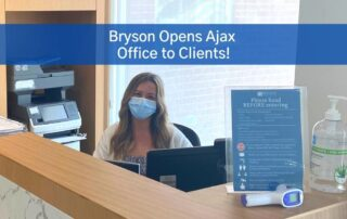 Bryson Insurance opens ajax office for clients