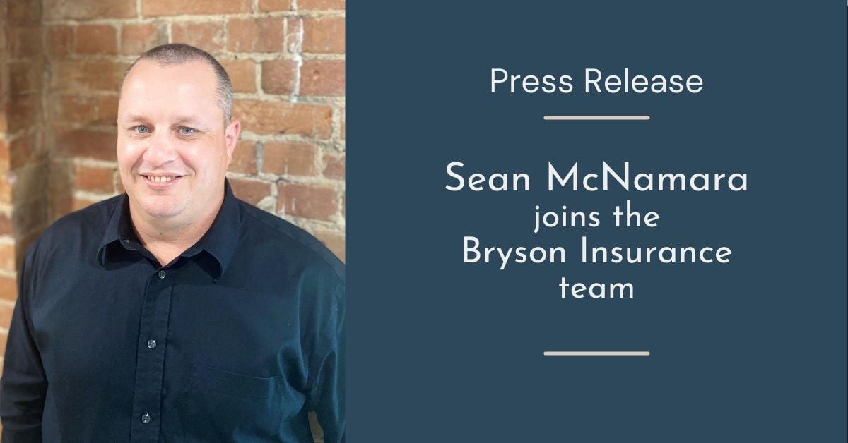 Headshot of Sean McNamara of Bryson Insurance Brokers in Ontario